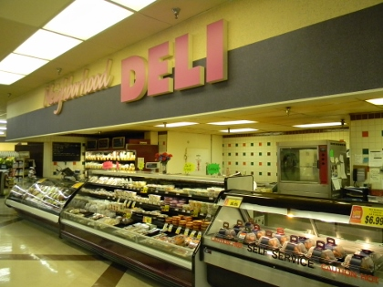 Neighborhood Deli at Graves' Supermarkets