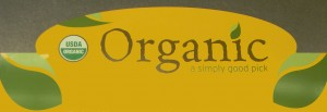Read about our organic produce selections below