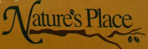 Natures Place Sign 2